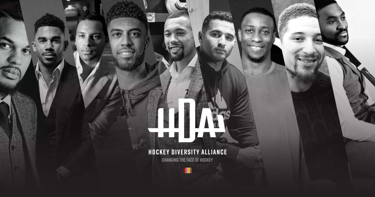 Hockey Diversity Alliance   Changing the Face of Hockey